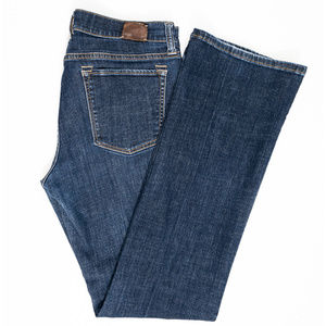 Banana Republic Boot Stretch Jeans Size 30 #00380